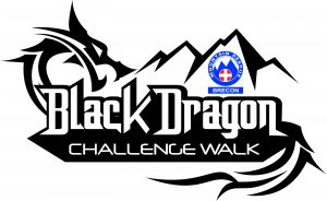 Black Dragon Challenge Logo